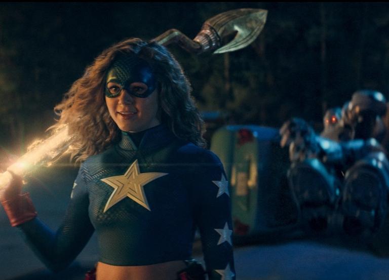 Photo of Spotlight on Yolanda Montez From DC's Stargirl